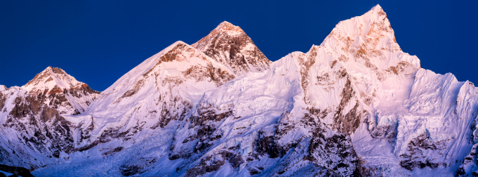 Khumbu「Twilight on Mount Everest」:スマホ壁紙(12)