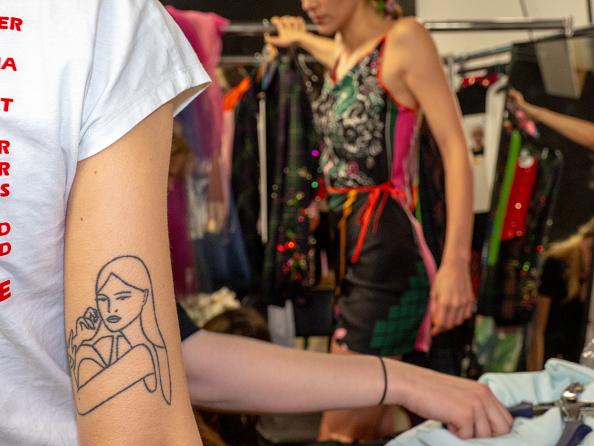 Roberta Einer - Designer Label「Backstage at London Fashion Week」:写真・画像(7)[壁紙.com]