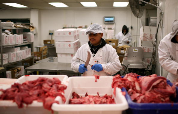 Sharpening「Meat Prices Expected To Increase Higher Due To Midwest Flooding」:写真・画像(7)[壁紙.com]