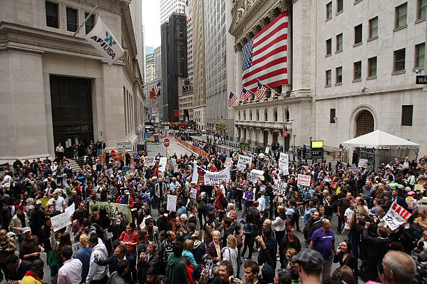 Rally At Wall Street Protests Financial Bailout:ニュース(壁紙.com)
