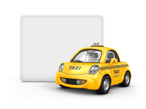 Taxi「taxi car and whiteboard」:スマホ壁紙(12)