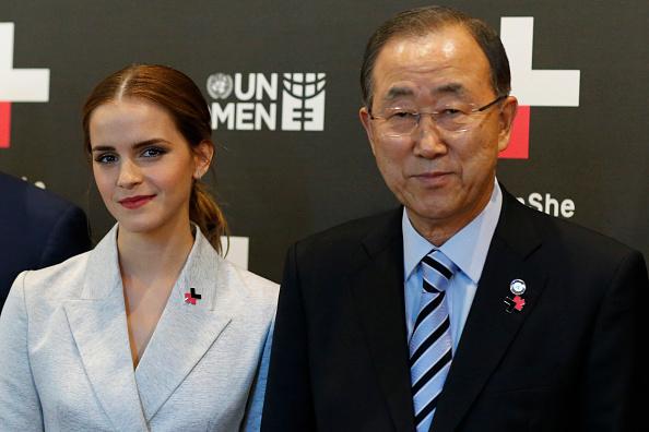 エマ・ワトソン「HeForShe Campaign Launch」:写真・画像(9)[壁紙.com]