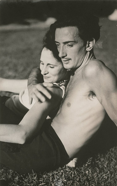 Gala「Gala And Salvador Dalí」:写真・画像(0)[壁紙.com]