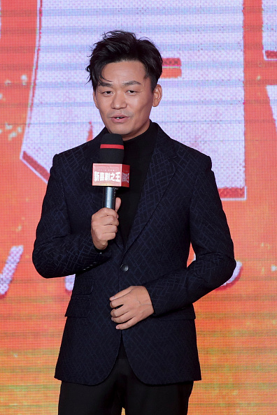 Comedy Film「'The New King Of Comedy' Press Conference」:写真・画像(2)[壁紙.com]
