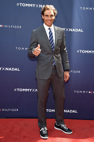 Global「Tommy Hilfiger And Rafael Nadal Launch Global Brand Ambassadorship」:写真・画像(2)[壁紙.com]