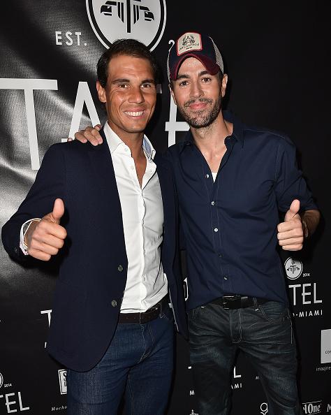 Enrique Iglesias - Singer「Grand Opening Celebration of TATEL Miami」:写真・画像(8)[壁紙.com]