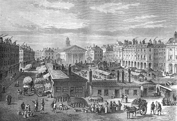 歴史「Covent Garden Market」:写真・画像(11)[壁紙.com]