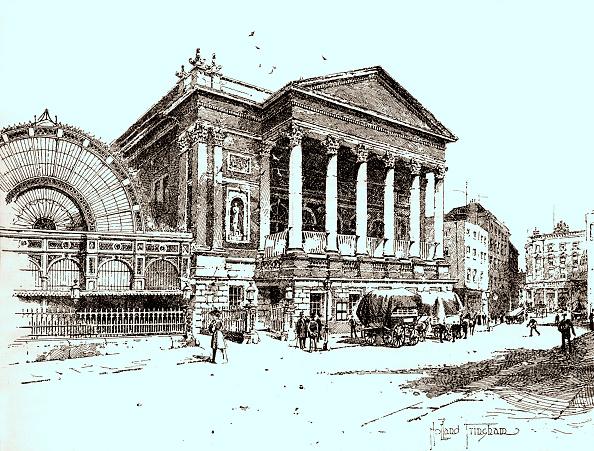 Covent Garden「Covent Garden Theatre」:写真・画像(19)[壁紙.com]