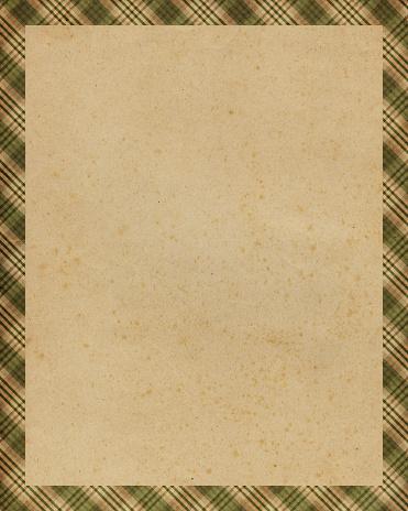 タータンチェック「染色紙に格子柄のフレーム」:スマホ壁紙(5)