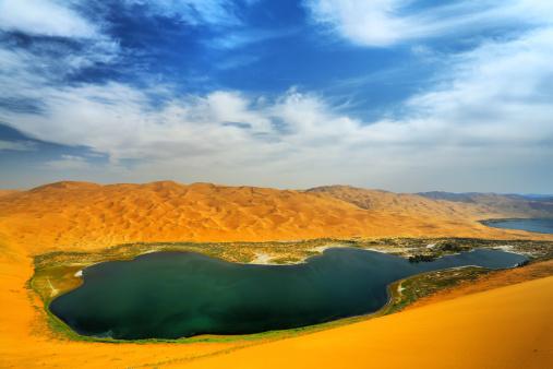 Awbari Sand Sea「Desert in Inner Mongolia」:スマホ壁紙(11)