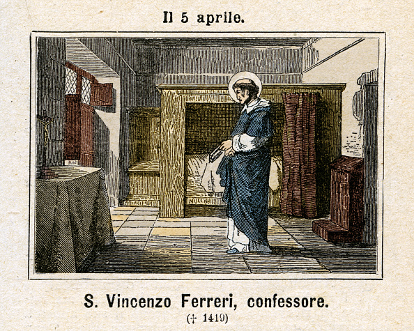 Preacher「Saint Vincent Ferreri」:写真・画像(14)[壁紙.com]