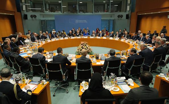 Meeting「Berlin Hosts UN Libya Conference」:写真・画像(10)[壁紙.com]