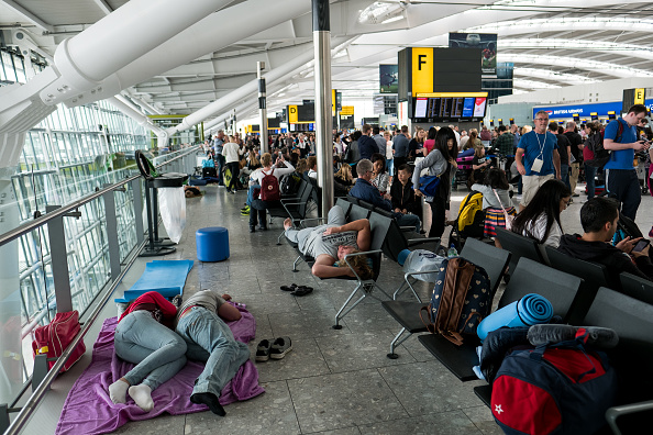 Resting「Disruption Continues To British Airways Flights After IT Meltdown」:写真・画像(11)[壁紙.com]