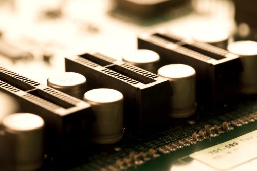 Soldered「Integrated Circuit Board」:スマホ壁紙(4)