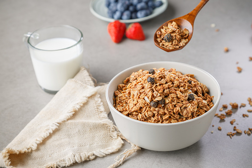 Granola「Oat Breakfast」:スマホ壁紙(17)
