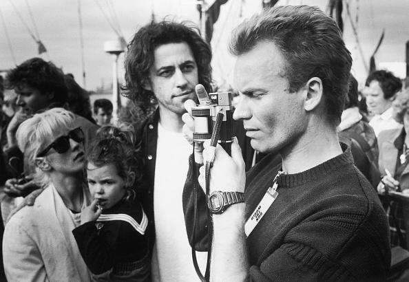Singer「Sting At Sport Aid」:写真・画像(19)[壁紙.com]