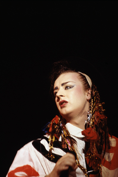 Culture Club「Boy George In USA」:写真・画像(9)[壁紙.com]