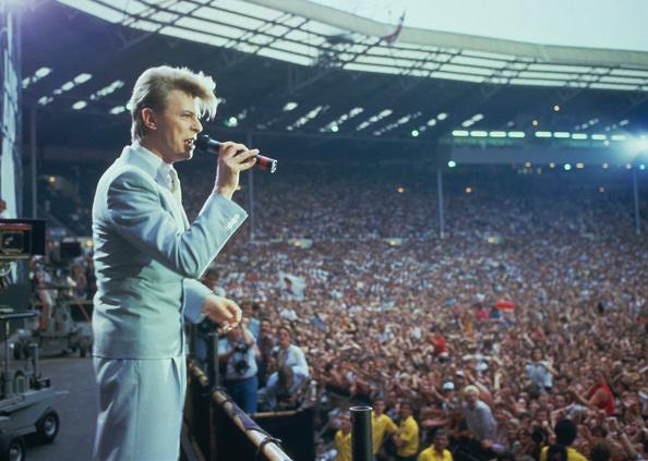 コンサート「Bowie At Live Aid」:写真・画像(1)[壁紙.com]