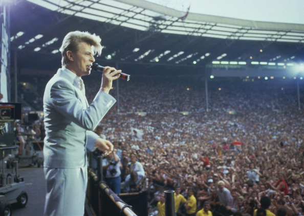 Crowd「Bowie At Live Aid」:写真・画像(15)[壁紙.com]