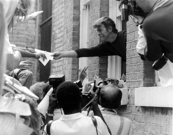デヴィッド・ボウイ「Bowie In Brixton」:写真・画像(18)[壁紙.com]