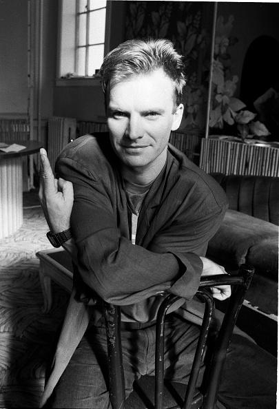 Singer「Sting In New York」:写真・画像(8)[壁紙.com]