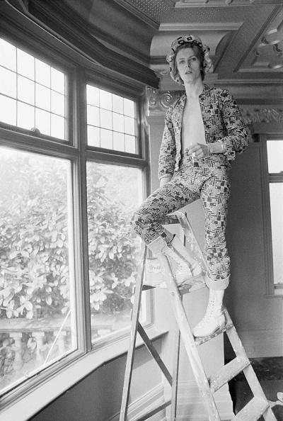 デヴィッド・ボウイ「David Bowie」:写真・画像(6)[壁紙.com]