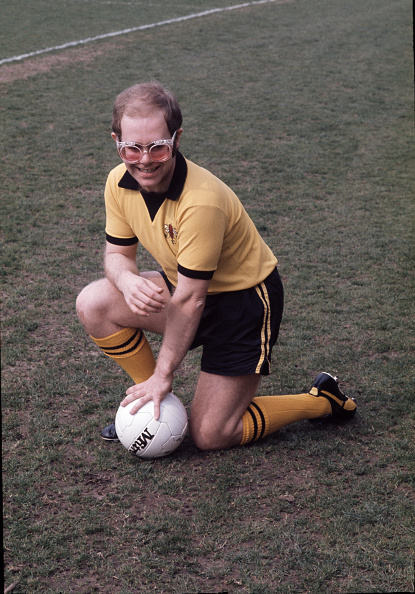 Outdoors「Elton At Vicarage Road」:写真・画像(0)[壁紙.com]