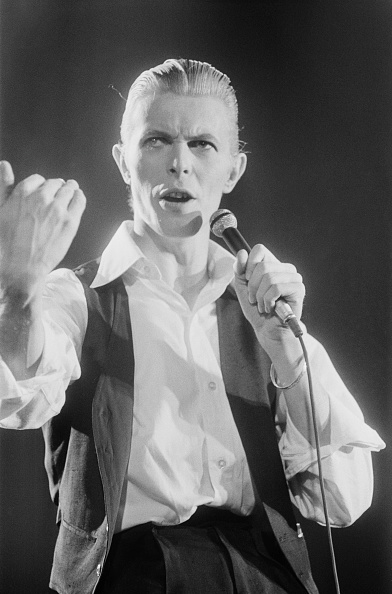 White Shirt「David Bowie at Wembley」:写真・画像(16)[壁紙.com]