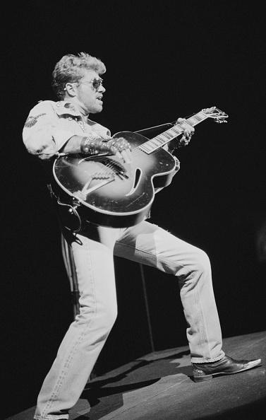 ポピュラーミュージックツアー「George Michael's First Solo Tour」:写真・画像(2)[壁紙.com]