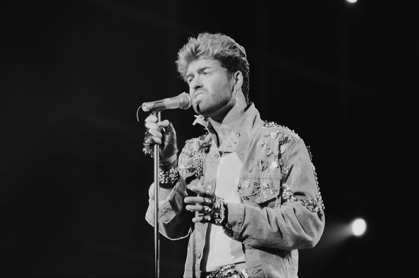 ポピュラーミュージックツアー「George Michael's First Solo Tour」:写真・画像(3)[壁紙.com]