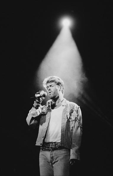 ポピュラーミュージックツアー「George Michael's First Solo Tour」:写真・画像(5)[壁紙.com]
