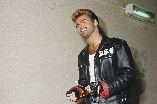 Singer「George Michael Faith World Tour」:写真・画像(11)[壁紙.com]