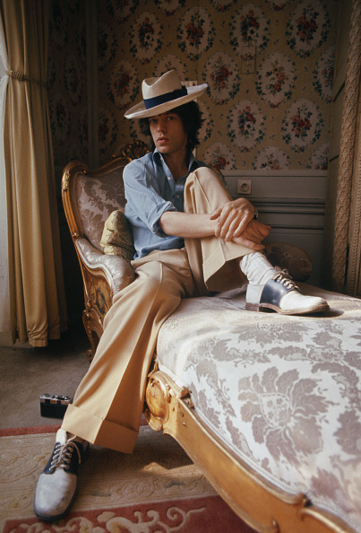 Hat「Jagger On Chaise Longue」:写真・画像(15)[壁紙.com]