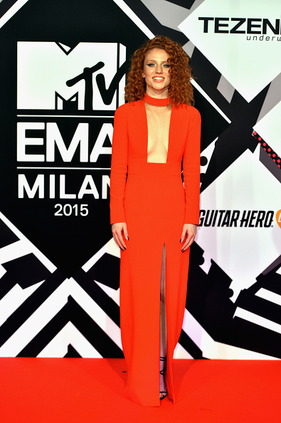 MTVヨーロッパ音楽賞「MTV EMA's 2015 - Red Carpet Arrivals」:写真・画像(7)[壁紙.com]