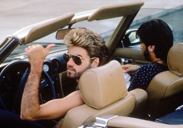 Only Men「George Michael」:写真・画像(15)[壁紙.com]