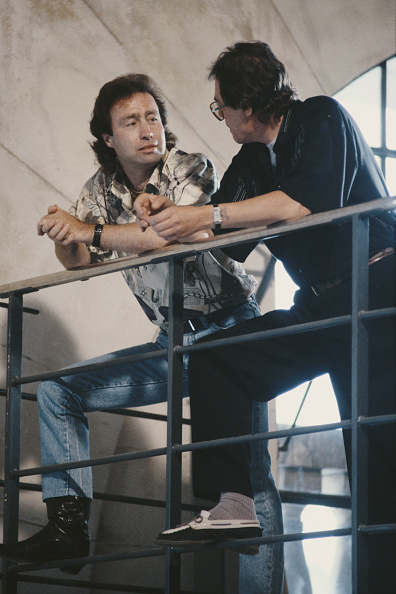 Paul Rodgers - Musician「Paul Rodgers And Tommy Vance」:写真・画像(9)[壁紙.com]