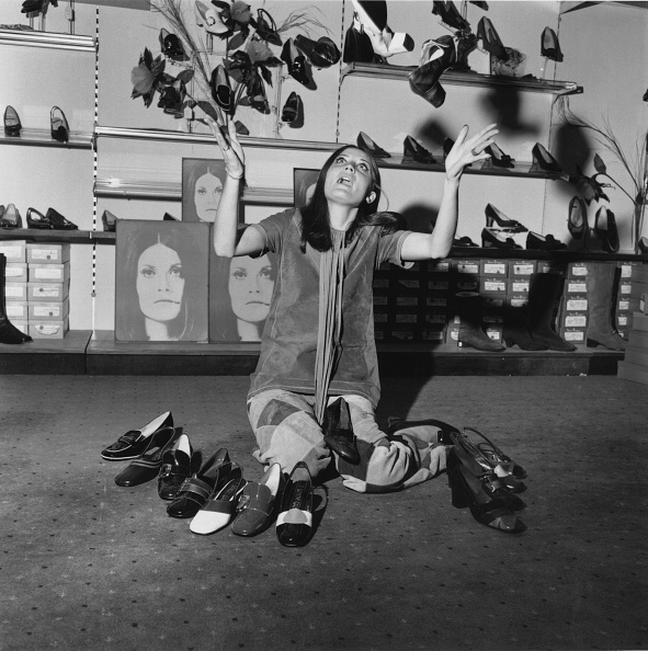 Shoe「Sandie Shaw」:写真・画像(19)[壁紙.com]