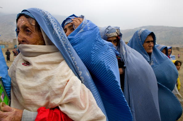 Kabul「CARE Distributes Winter Rations to Afghan Widows」:写真・画像(12)[壁紙.com]