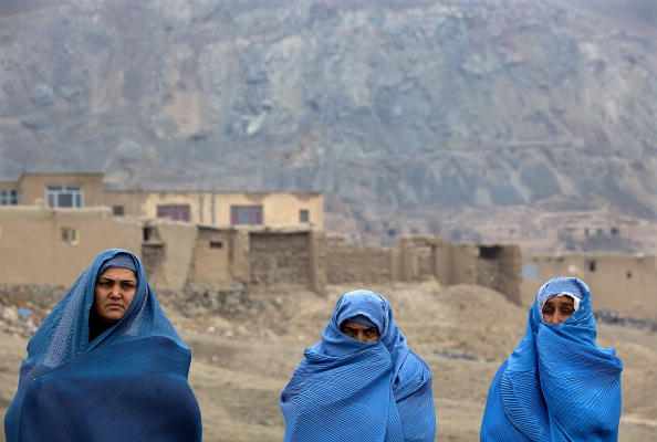 Kabul「CARE Distributes Winter Rations to Afghan Widows」:写真・画像(0)[壁紙.com]