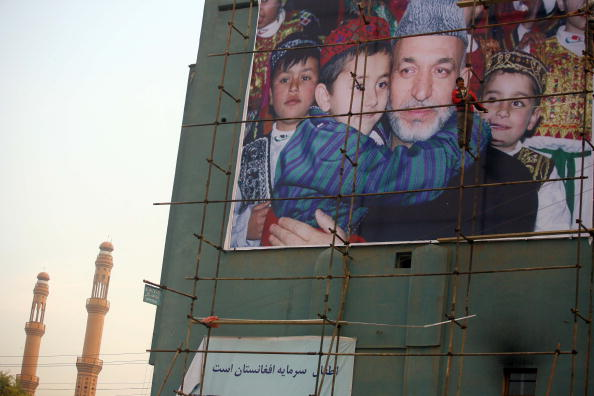 Kabul「Afghanistan Readies For Run-Off Election」:写真・画像(16)[壁紙.com]