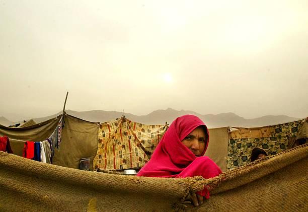 Afghan Refugees Live In Squalor:ニュース(壁紙.com)
