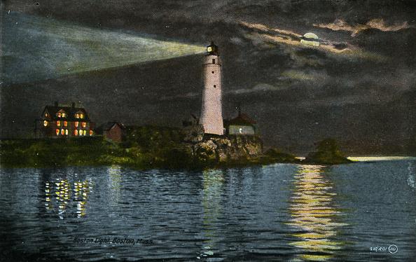 1900-1909「Boston: Boston Light」:写真・画像(16)[壁紙.com]