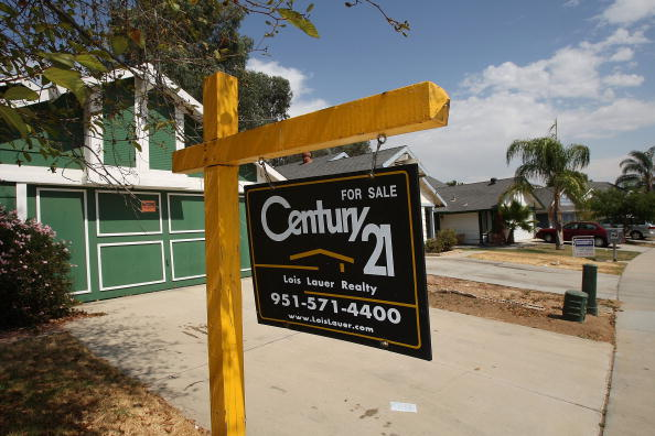 Blank「While Sales Of Existing Homes Rise In July, Prices Continue To Fall」:写真・画像(7)[壁紙.com]