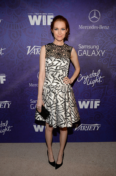 Clutch Bag「Variety And Women In Film Emmy Nominee Celebration Powered By Samsung Galaxy - Red Carpet」:写真・画像(2)[壁紙.com]