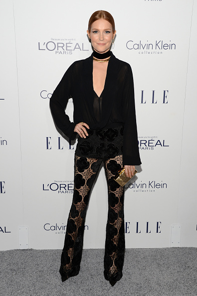 Minaudiere「22nd Annual ELLE Women In Hollywood Awards - Arrivals」:写真・画像(11)[壁紙.com]