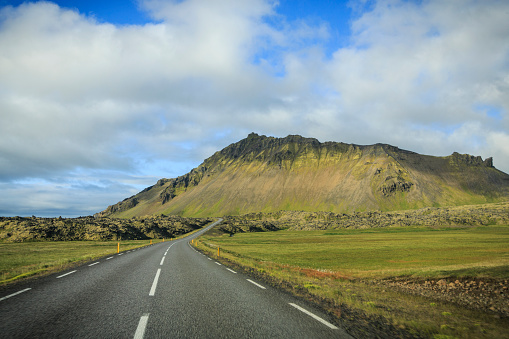 California State Route 1「Highway 1, also known as Ring Road, Snaefellsnes, Iceland」:スマホ壁紙(18)