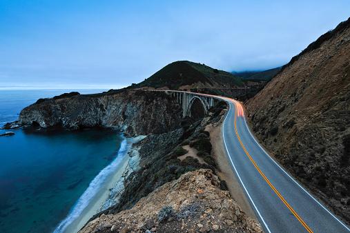 Big Sur「Highway 1 at Big Sur」:スマホ壁紙(8)