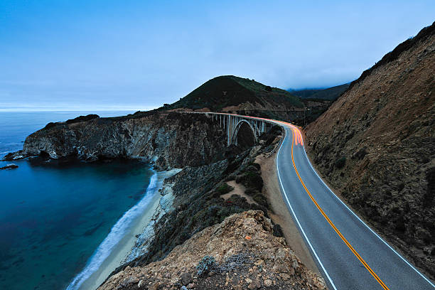 Highway 1 at Big Sur:スマホ壁紙(壁紙.com)