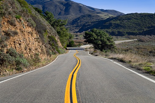 California State Route 1「Highway 1 along central coast」:スマホ壁紙(18)
