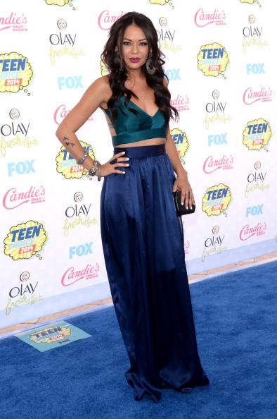 ロングヘア「Teen Choice Awards 2014 - Arrivals」:写真・画像(19)[壁紙.com]